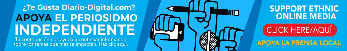 Apoya al periodismo independiente •Diario Digital St.Louis